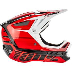 100% Aircraft DH Helmet incl. Mips dexter red